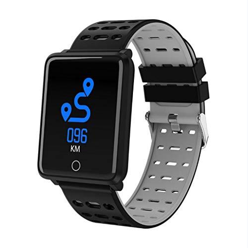 wertyhy Smart Uhr 2018 Neue intelligente Uhr IP68 imprägniern Ultra-Lange Bereitschaftsmannuhr im Freienschwimmen-Sport Digital Smartwatch freien Verschiffen