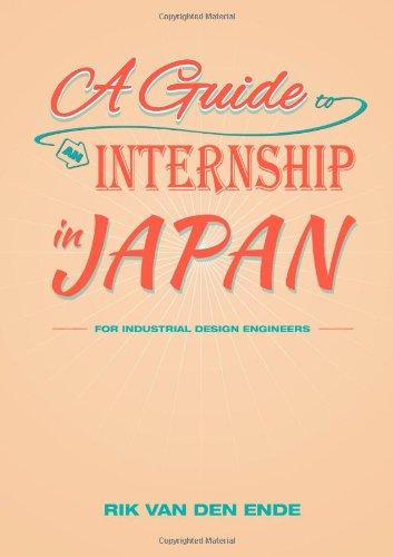 A Guide to an Internship in Japan for Industrial Design Engineers