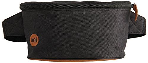 Mi-Pac Mi-Pac Bum Bag Classic - Black Gürteltasche, 22 cm, Schwarz (Black)