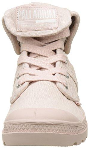 Palladium Damen Pallabrousse Baggy Hohe Sneaker Pink (Peach Whip K74)