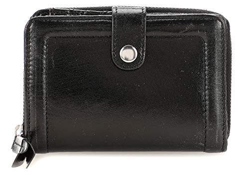 FREDsBRUDER Colour Pop Wallet Millionaire Pop Metallic Black