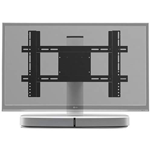 Flexson Einstellbarer TV-Ständer für SONOS PLAYBASE - Weiß Aav-kabel