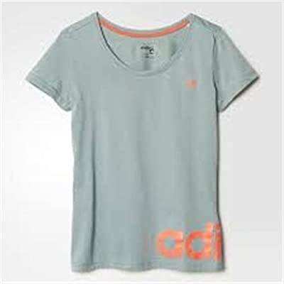 adidas Damen T-Shirt Essentials Linear