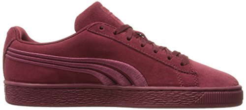 Puma Suede Classic Badge Daim Baskets Cabernet