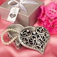 Exquisite heart shaped curio box, 16 by FashionCraft preisvergleich bei billige-tabletten.eu