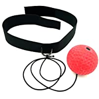 Boxing Reflex Fight Ball Hand Speed and agility Headband Fits all
