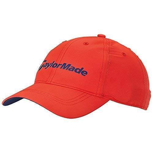 TaylorMade Hommes Performance Lite Casquette Golf - Rouge