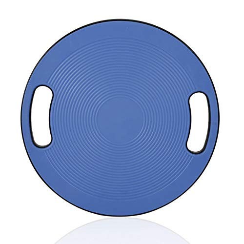 Elviray Durable Yoga Massage rutschfeste Balance Disc Wackelstabilität Balance Board Sports Athletic Training Round Plate