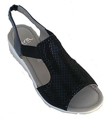 Barato Para La Venta Ara 12-36017 Lido-Sand donna sandalo numero di scarpe EU 37 Buena Venta Para La Venta Sitio Oficial Envío Libre Buena Venta Barata text9U7B