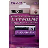 Maxell - CRV3 - Beauté Pile - Pile Photo Crv3 Lithium 3V X1