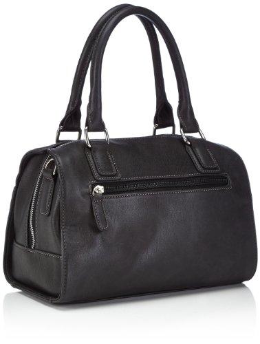 Gerry Weber Td Handbag 4080002572 Damen Henkeltaschen 30x19x15 Cm (bxhxt) Schwarz (900)