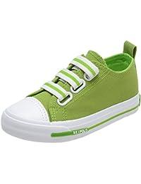 Hector-combo 11035/804 Kangourous - Baskets Enfants, Vert, Taille 39