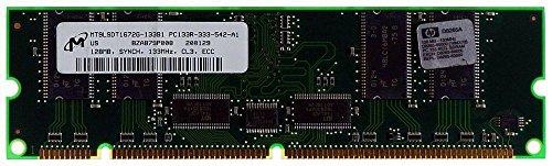Micron 128MB SDRAM Server-Speicher 168-pin CL3 ECC ID8282 -
