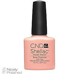 CND Shellac Power Polish–Collection initmates–Bare Chemise UV 7,3ml