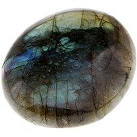 perfk Natürlicher Kristall Edelstein Oval Feng Shui Reiki-Steine Energie Stein Dekoration - 3,6 x 3 x 1 cm preisvergleich bei billige-tabletten.eu