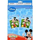 Brand New Makki Products DISNEY MICKEY MOUSE CLUBHOUSE SWIM ARMBANDS/FLOATS - New