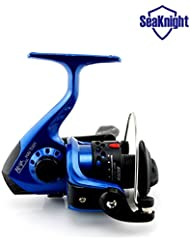 Yongse Seaknight HT200 Pêche Spinning Reel Roulements 1BB Gear Ratio 5.2: 1 Left/Right Hand