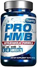 Quamtrax Nutrition Suplemento Pro HMB - 120 Cápsulas