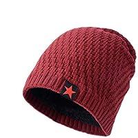 Sombrero De Punto MáS Terciopelo Moda De La Personalidad OtoñO E Invierno  Orejeras Pareja Sombrero Gorro df971146673