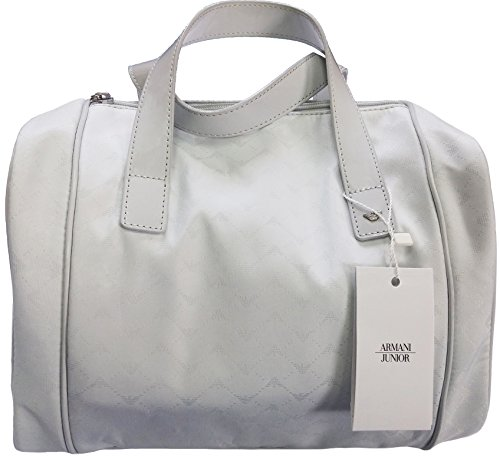 Armani Junior White Woman Hand Bag