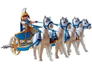 playmobil   4274 chariot amazon co uk toys amp games