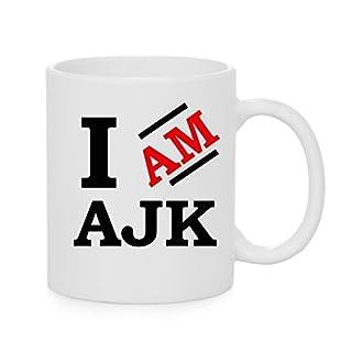 I Am AJK Official Mug