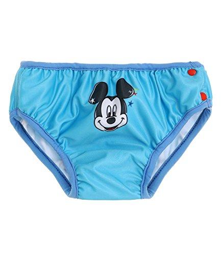 Disney Mickey Babies Badehose - türkis - 24M