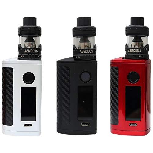 Asmodus Minikin V3S inkl. Viento Clearomizer - Premium Komplettset e Zigarette Farbe Rot