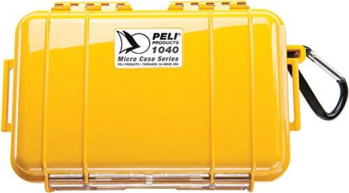 Peli 1040 mit Innen - Schwarz, Außen - Gelb