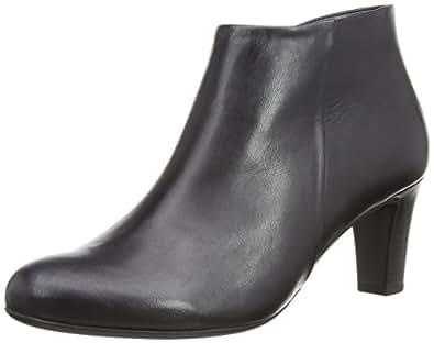 Gabor Shoes 95.660.27 Damen Kurzschaft Stiefel, Schwarz (schwarz), 37 EU (4 Damen UK) EU