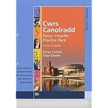 Cwrs Canolradd: Pecyn Ymarfer (Gogledd)