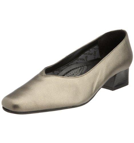 Van Dal Praline X, Damen dekorative Schuhe Silber (Zinn)