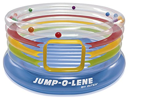 Intex Jump-O-Lene Ring Bouncer -...