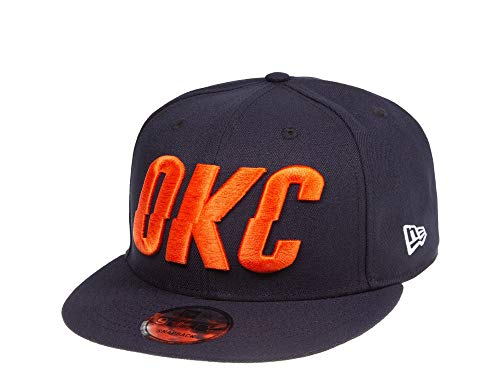 y Thunder OKC Script 9Fifty Snapback Cap - NBA Kappe ()