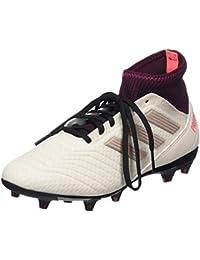 Adidas Predator 18.3 FG W, Botas de Fútbol para Mujer