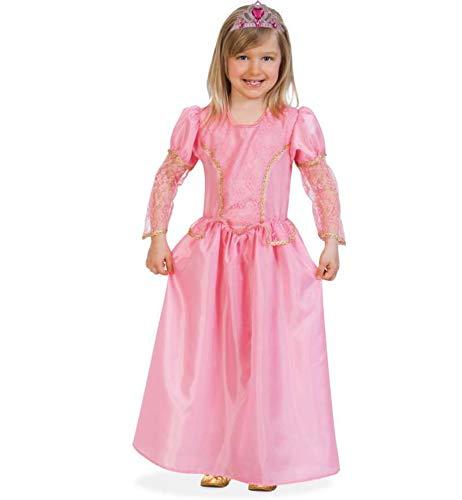 KarnevalsTeufel Kinderkostüm Prinzessin 1-TLG. Kleid für Kinder, Princess, -
