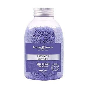 Plantes & Parfums de Provence - Sels de Bain à la Lavande de Provence 500g