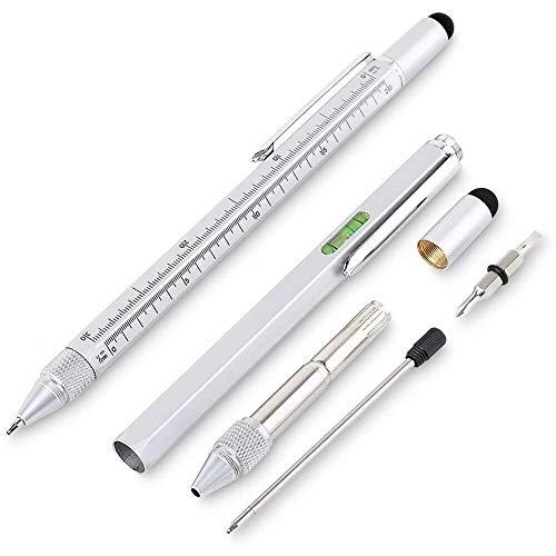 Bolígrafo multiherramienta para regalar a un abuelo o o a un padre, marido, novio, hombre, Navidad, día del padre, amigo secreto para él, regalos para papá, ideas de herramientas,