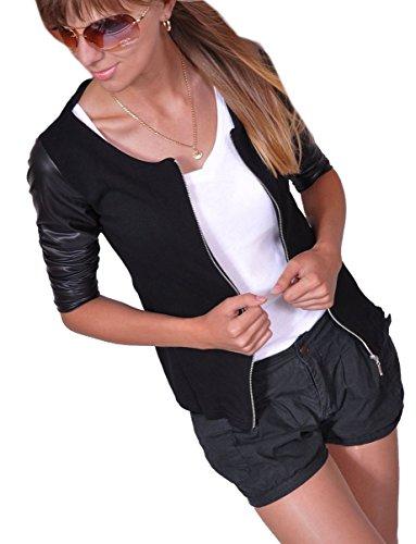 mikos-giacca-da-abito-donna-nero-s