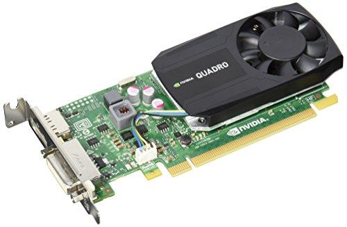 Dell 490-BCIW Nvidia Quadro K620 Grafikkarte, 2GB, aktiv, Nvidia, GDDR3, 16x PCI Express 2.0