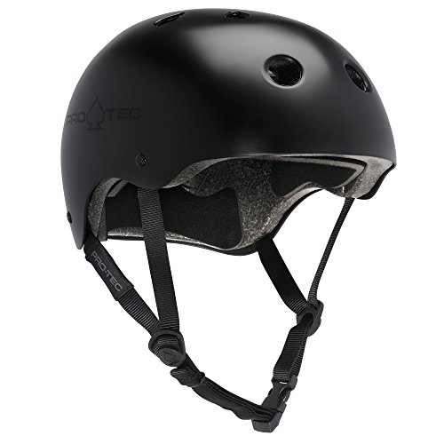 pro-tec-the-classic-casque-velo-skate-roller-satin-black-m