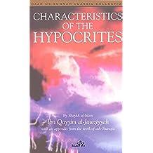 Characteristics of the Hypocrites (English Edition)