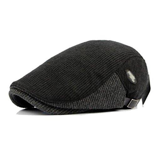 Nanxson(TM) Béret/Chapeau Plat En Coton À La Mode Pour Hommes MZM0033 MZM0033-1