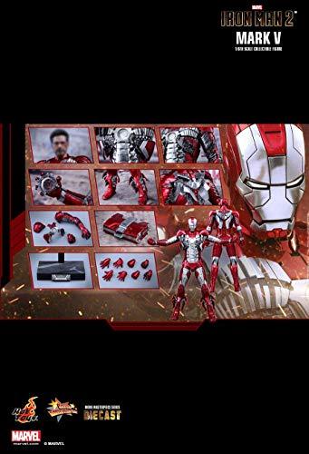 Hot Toys MMS400D18 - Marvel Comics - Iron Man 2 - Iron Man Mark V