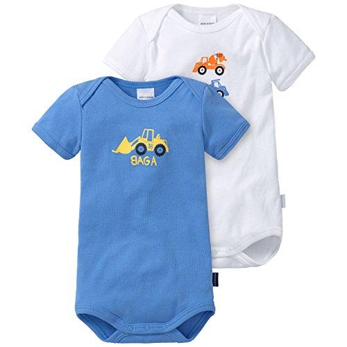 Schiesser Baby - Jungen Body 2
