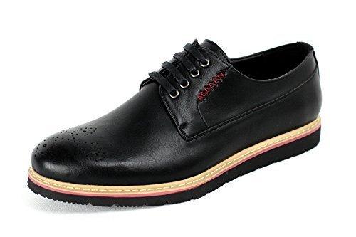 Ufficio Elegante Uk : Mens brogue merletti scarpe eleganti ufficio lavoro tempo libero