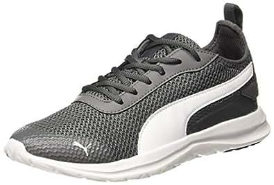 Puma Men's Iron Gate White Sneakers-10 UK/India (44.5 EU) (4060979137400)