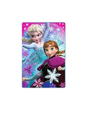 Frozen - Die Eiskönigin Disney Anna & ELSA Kuscheldecke Fleecedecke