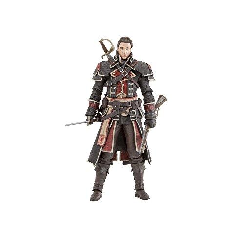 McFarlane Toys 81041 - Assassin's Creed Series 4 Shay Cormac Templar Outfit Figur 13 cm (Assassins Creed Figur Mcfarlane)