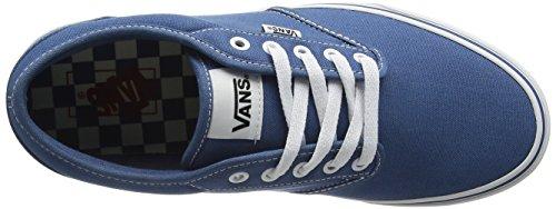 Vans Herren Atwood Sneakers Blau (Contrast Stitch blue/white)